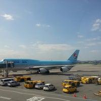 Photo taken at Gate 9 - GMP Domestic by Bryan l. on 6/4/2014
