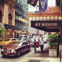 5/11/2013にEricがThe St. Regis New Yorkで撮った写真