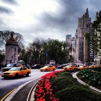 Photo prise au Columbus Circle par Eric le4/19/2013