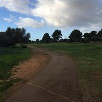 Photo taken at Golf Son Antem by Matthias on 11/26/2015