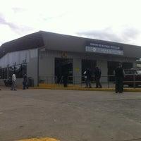 """Photo taken at Centro de Revisión Vehicular """"Los Chillos"""" by Teke on 8/27/2013"""