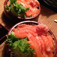 Photo taken at Sushi Park by Alice T. on 1/7/2013