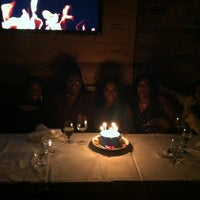 Photo taken at Vines Grille & Wine Bar by Tee on 3/10/2013