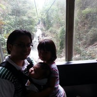 Photo taken at Thác Datanla (Datanla Waterfall) by Addin K. on 3/31/2013