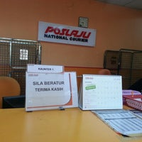 Photo taken at POSLAJU National Courier by Addin K. on 5/18/2013