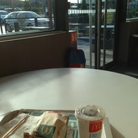 Photo taken at McDonald's by Romain R. on 1/30/2013