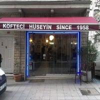 Foto tomada en Köfteci Hüseyin por tarık e. el 1/17/2013