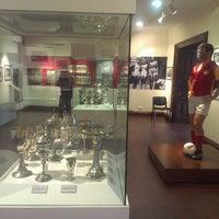 3/8/2013 tarihinde tarık e.ziyaretçi tarafından Galatasaray Müzesi'de çekilen fotoğraf