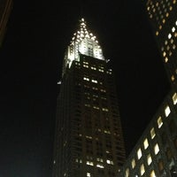 Photo taken at Chrysler Building by Eduardo on 7/19/2013