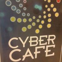 Photo taken at Cyber Cafe by Lindsay K. on 9/5/2013