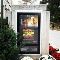 Photo taken at Indiana University Cinema by Lindsay K. on 10/21/2015