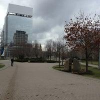Photo taken at University of Akron by Karl on 2/15/2013