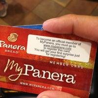 Photo taken at Panera Bread by Aurelio C. on 6/17/2013