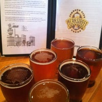 Photo taken at Pecan Street Brewing Co. by Tony on 10/14/2012