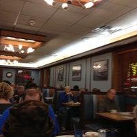 Photo taken at Galaxy Diner by Alex N. on 10/6/2012
