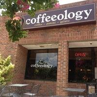 Photo taken at Coffeeology by Jason C. on 7/6/2014