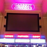 Photo taken at Garrett Eight Cinemas by Siddeeq on 8/3/2013