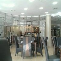 Photo taken at Best Western Hotel Ginkgo Sas by Gergely Gábor T. on 11/2/2012