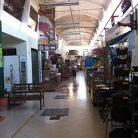 Photo taken at Mercado Municipal Shangri-lá by Andrea on 10/15/2012