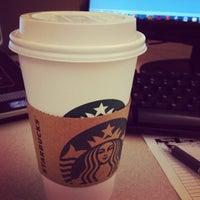 Photo taken at Starbucks by Deidre W. on 10/24/2013