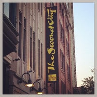 Photo taken at The Second City by Deidre W. on 9/7/2013