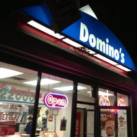 Photo taken at Domino's Pizza by Nelson T. on 3/20/2013