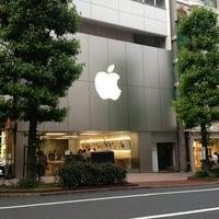 Photo taken at Apple Store by Dringe Sangsu A. on 6/17/2013
