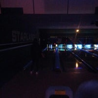 Photo taken at AMF Star Lanes - Greenville by Nik R. on 12/26/2012