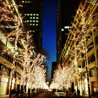 Photo taken at Marunouchi Building by オオカワ on 2/10/2013