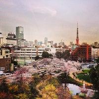 Photo taken at Mohri Garden by オオカワ on 3/22/2013