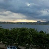 Photo taken at Lugar Feliz by Karla T. on 1/4/2013