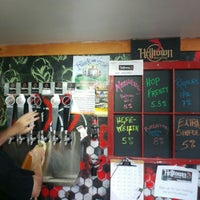 Photo taken at Helltown Brewery, LLC by Ron on 7/23/2016