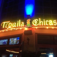 Photo taken at Tequila Chicas by Dominique R. on 10/16/2013