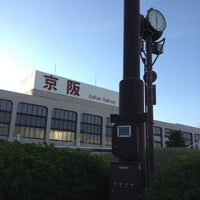 Photo taken at 樟葉駅 バス乗り場 by けーぞ on 5/23/2013