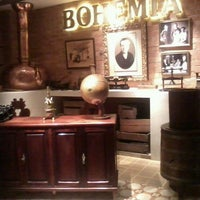 Photo taken at Cervejaria Bohemia by Tiago P. on 3/16/2013