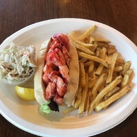 """Photo taken at Lobster Cooker """"The Cookah"""" by Delvis on 3/17/2017"""