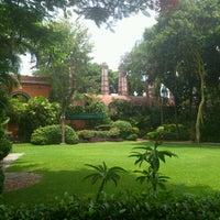 Photo taken at Hotel & SPA Hacienda de Cortés by Liz D. on 5/14/2013