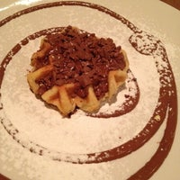Photo taken at Max Brenner by Esther W. on 11/6/2012