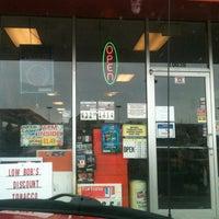 Photo taken at Low Bob's Discount Tobacco by John on 1/31/2013
