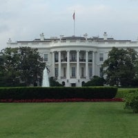 Photo taken at The White House by Randall on 5/19/2013