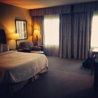 Photo taken at Hilton Garden Inn by Matt S. on 3/19/2014