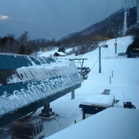 Photo taken at Whiteface Mountain by Owen T. on 12/31/2012