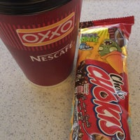 Photo taken at Oxxo by Ady H. on 4/4/2013