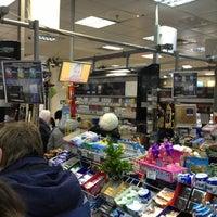 Photo taken at Перекресток by ilyinster on 12/16/2012