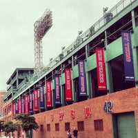Photo prise au Fenway Park par Morgan H. le7/13/2013