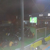 Photo taken at Vidi Arena Futsal by giwank .. on 5/1/2014