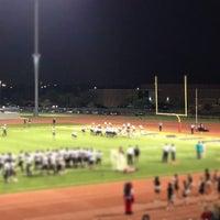 Photo taken at Tiger Stadium by Douglas on 9/29/2012