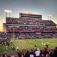 Photo taken at Kyle Field by Douglas on 11/25/2012