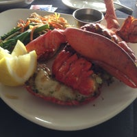Photo taken at Chinook's Seafood Grill by Douglas on 6/26/2013