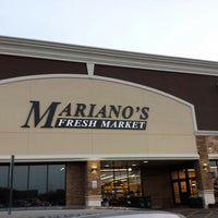 Photo taken at Mariano's Fresh Market by Amanda O. on 9/9/2013